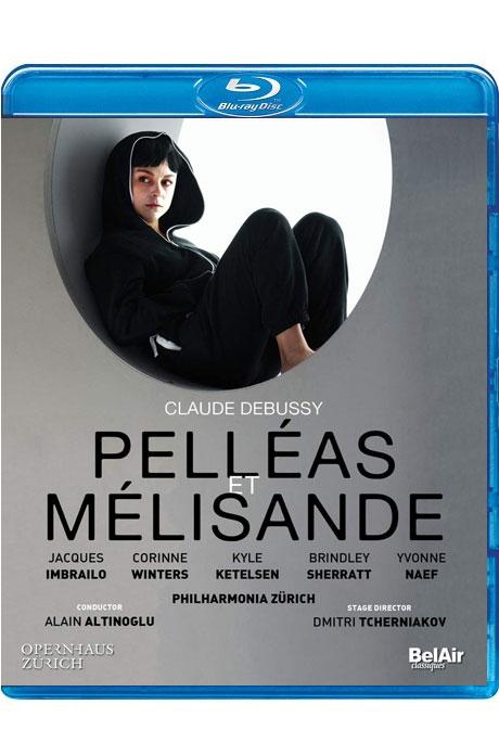 PELLEAS ET MELISANDE/ ALAIN ALTINOGLU [드뷔시: 펠리아스와 멜리장드] [한글자막]