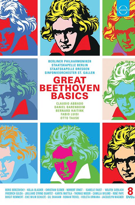 GREAT BEETHOVEN BASICS [베토벤 탄생 250주년 기념 박스]