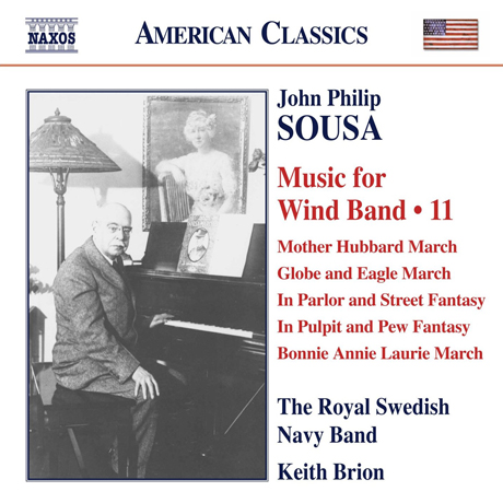MUSIC FOR WIND BAND 11/ KEITH BRION [AMERICAN CLASSICS]