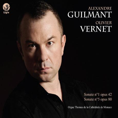 SONATE NO.1 & 5/ OLIVIER VERNET