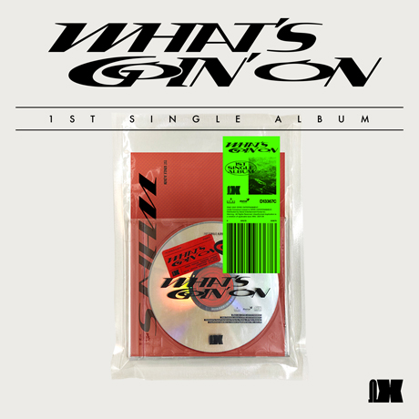 WHAT`S GOIN' ON [싱글 1집] [E VER]