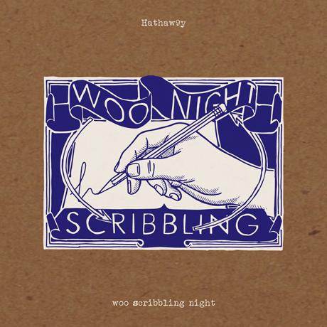 WOO SCRIBBLING NIGHT [EP]
