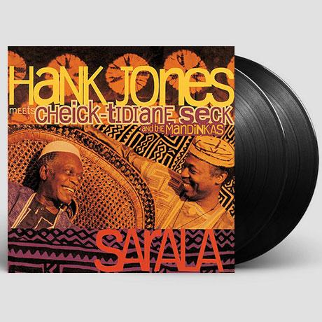 SARALA [FEAT. CHEICK TIDIANE SECK & THE MANDINKAS] [LP]