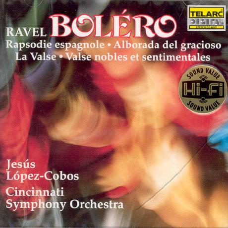 BOLERO/ LA VALSE & OTHER OWRKS/ JESUS LOPEZ-COBOS