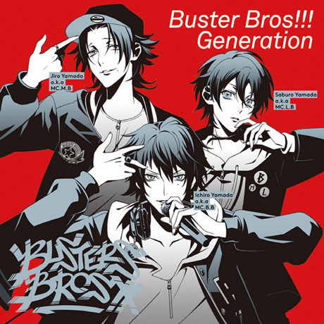 BUSTER BROS!!! GENERATION [HYPNOSISMIC]