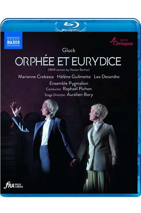 ORPHEE ET EURYDICE/ RAPHAEL PICHON [글룩: 오르페와 유리디스(1859 베를리오즈 버전)] [한글자막]