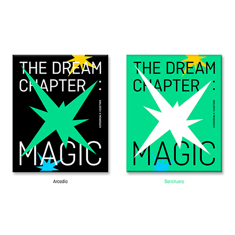 꿈의 장: MAGIC [2종 패키지]