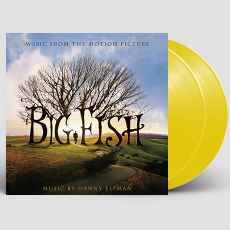 BIG FISH [빅 피쉬] [DAFFODIL YELLOW] [180G LP] [한정반]