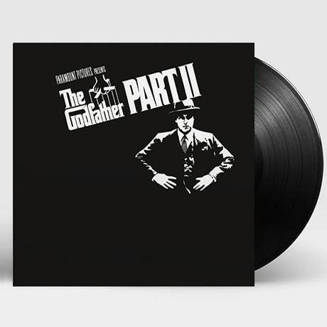 THE GODFATHER PART 2 [대부 2] [180G LP]
