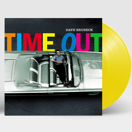 TIME OUT [180G CLEAR YELLOW LP] [한정반]