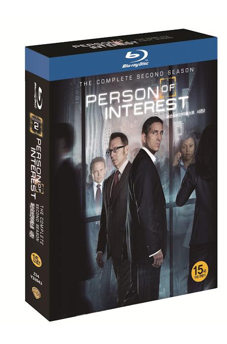 [PRE-블프 세일] 퍼슨 오브 인터레스트 시즌 2 [PERSON OF INTEREST: COMPLETE SECOND SEASON]