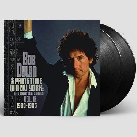SPRINGTIME IN NEW YORK: THE BOOTLEG SERIES VOL.16 1980-1985 [LP]