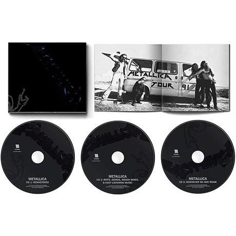 METALLICA: THE BLACK ALBUM [EXPANDED EDITION]