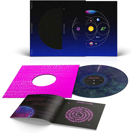 MUSIC OF THE SPHERES [RECYCLED COLOURED] [140G LP]