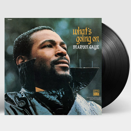 WHAT'S GOING ON [180G LP]