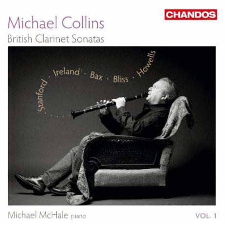 BRITISH CLARINET SONATAS/ MICHAEL COLLINS, MICHAEL MCHALE