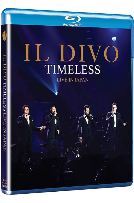 TIMELESS: LIVE IN JAPAN [타임리스: 일본 무도관 공연실황 - 일 디보]