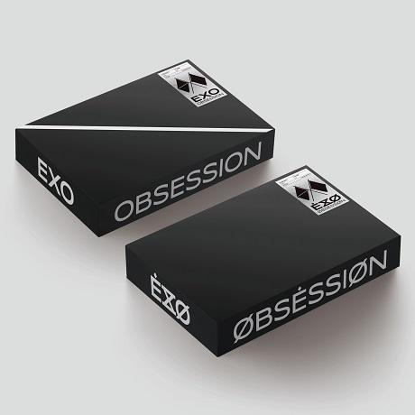 OBSESSION: EXO & X-EXO VER [정규 6집]