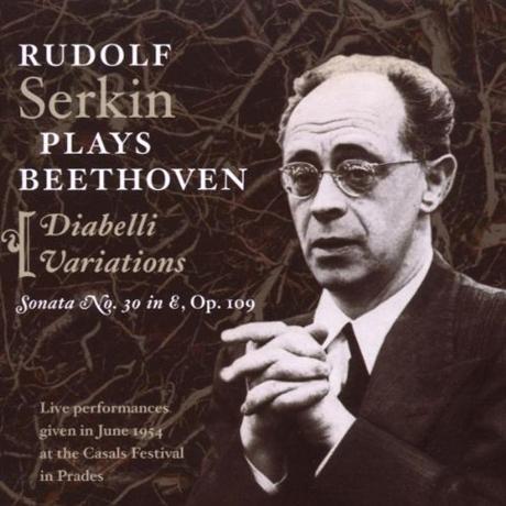 PIANO SONATA/ RUDOLF SERKIN