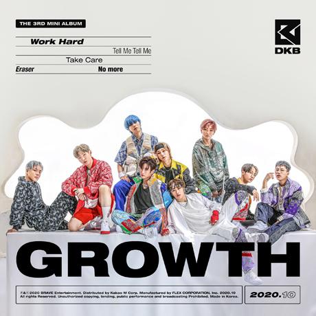 GROWTH [미니 3집]