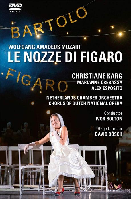 LE NOZZE DI FIGARO/ IVOR BOLTON [모차르트: 피가로의 결혼 - 아이버 볼튼] [한글자막]