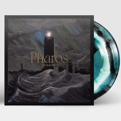 PHAROS [BLACK, TURQUOISE, WHITE SWIRLED] [LP]