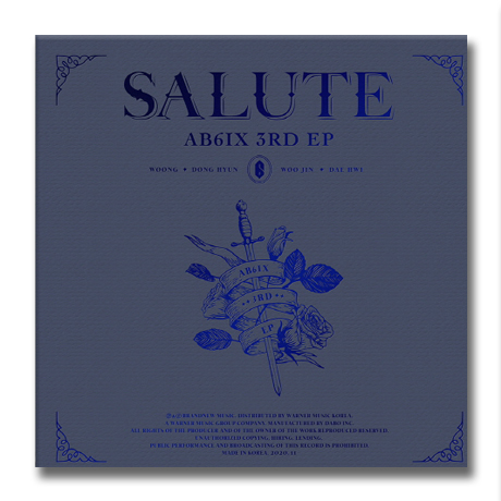 3RD EP [SALUTE]
