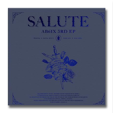3RD EP [SALUTE] [ROYAL VER]