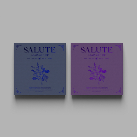 3RD EP [SALUTE] [2종 세트]