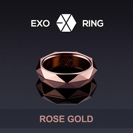 ROSE GOLD_9호: 엑소반지(EXO RING)