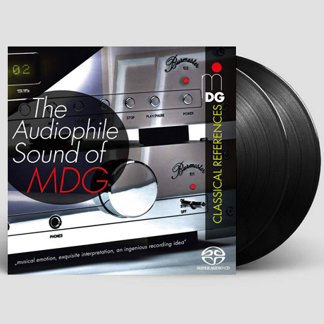 THE AUDIOPHILE SOUND OF MDG [MDG 오디오파일 사운드] [180G LP]