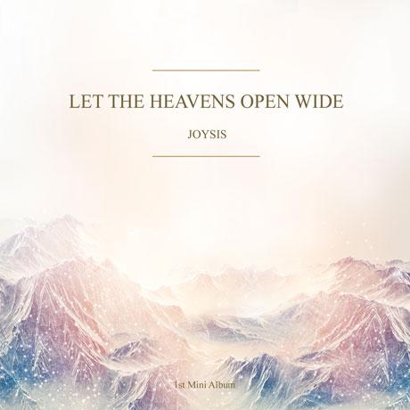 LET THE HEAVENS OPEN WIDE [미니 1집]