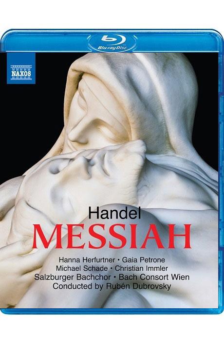 MESSIAH/ RUBEN DUBROVSKY [헨델: 메시아 - 2016 클로스터노이브르크 수도원 부활절 콘서트]