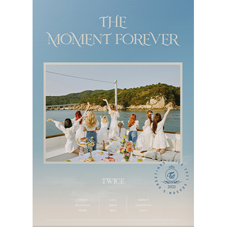 2021 SEASONS GREETINGS [THE MOMENT FOREVER]