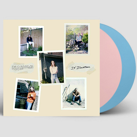 IN ISOLATION & LIVE FROM THE PLAZA THEATRE STOCKPORT [BLUE & PINK LP]