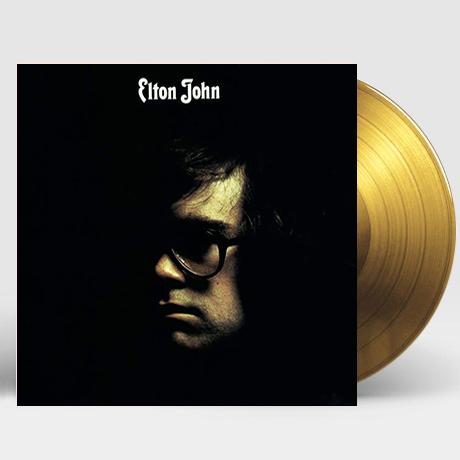 ELTON JOHN [50TH ANNIVERSARY] [180G GOLD LP] [한정반]
