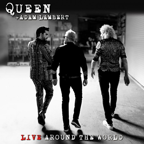 LIVE AROUND THE WORLD [CD+BD]