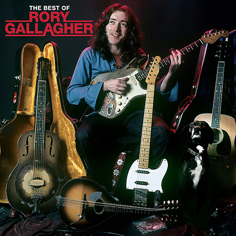 THE BEST OF RORY GALLAGHER [DELUXE]