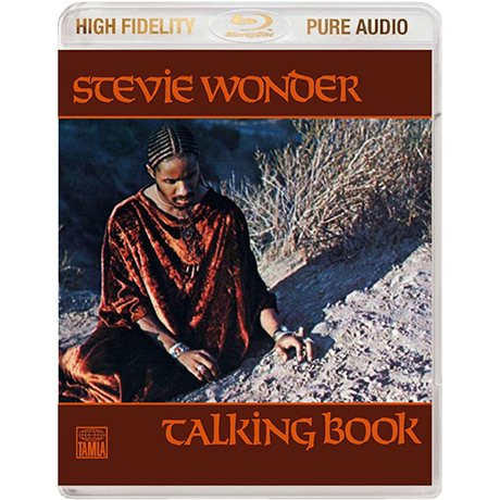 TALKING BOOK [HFPA BLU-RAY AUDIO]