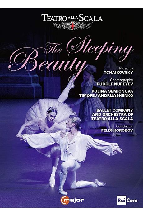 THE SLEEPING BEAUTY/ TEATRO ALLA SCALA, RUDOLF NUREYEV [차이코프스키: 잠자는 미녀 - 안무 누레예프]