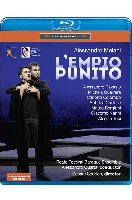 L`EMPIO PUNITO/ ALESSANDRO QUARTA [멜라니: 악당 처단] [한글자막]