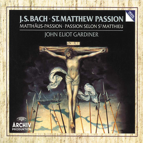 MATTHEW PASSION/ JOHN ELIOT GARDINER