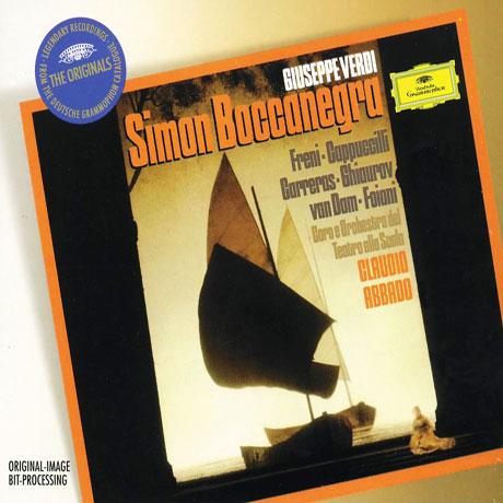 SIMON BOCCANEGRA/ CLAUDIO ABBADO