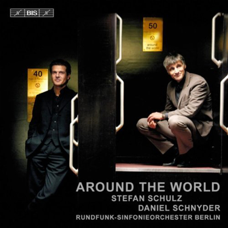 AROUND THE WORLD/ MICHAEL SANDERLING & MICHAEL HELMRATH