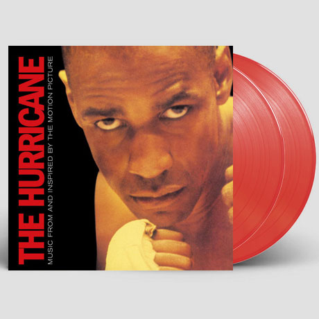 THE HURRICANE [LIMITED] [허리케인 카터] [180G RED LP]