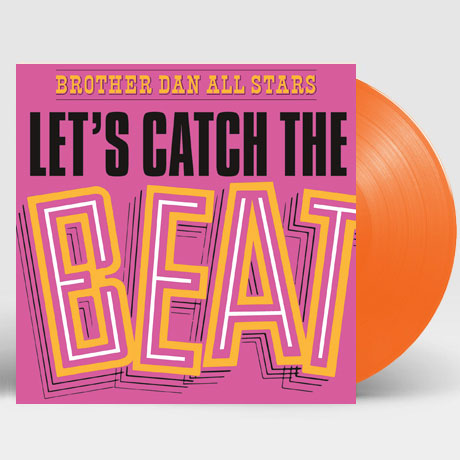 LET`S CATCH THE BEAT [LIMITED] [180G ORANGE LP]