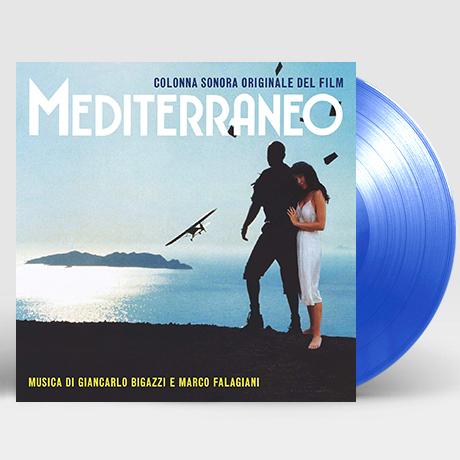 MEDITERRANEO [지중해] [CLEAR BLUE LP] [한정반]