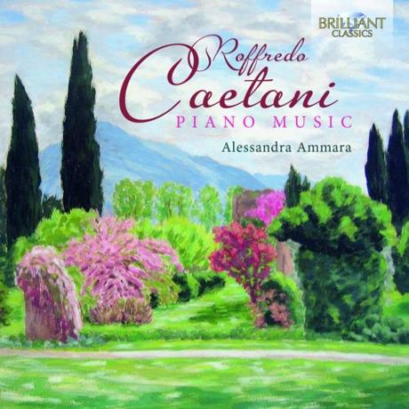 PIANO MUSIC/ ALESSANDRA AMMARA