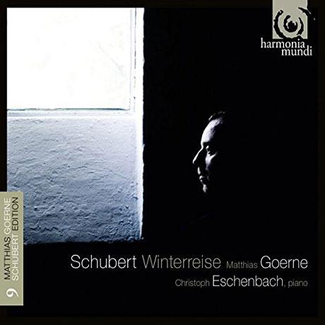 WINTERREISE/ MATTHIAS GOERNE [슈베르트 가곡 9집: 겨울 나그네 - 마티아스 괴르네]
