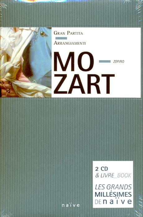 GRAN PARTITA/ ZEFIRO, ALFREDO BERNARDINI [2CD+BOOK]